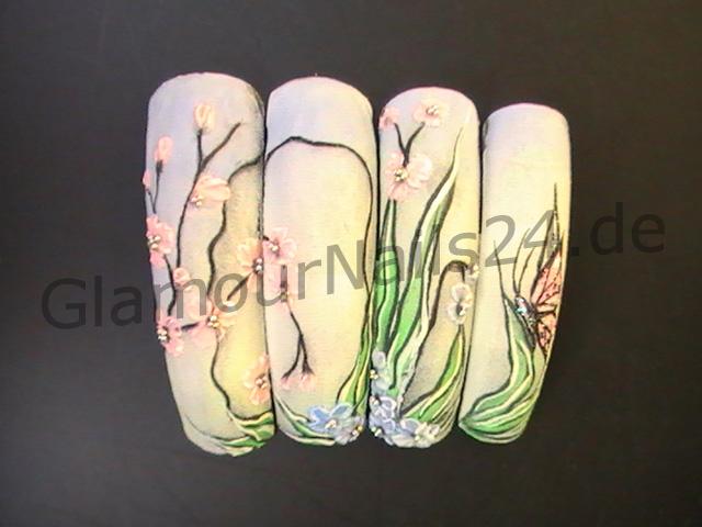 Glamour Nails Nagelstudio - Nailartdesignsidea.info via
